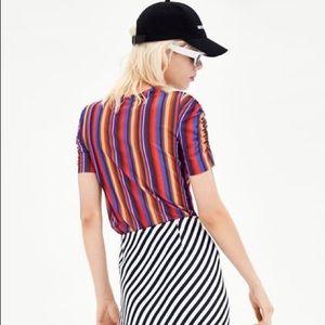 🆕 Zara Printed Top